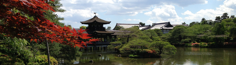 金閣寺 境内図の看板 | 京都観光ブログ